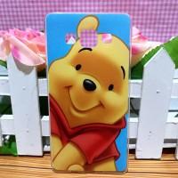 Jual Samsung A5 2015 - Softcase Casing Custom Case Cover Print Pooh KD-107 Murah
