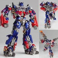 Kaiyodo Tokusatsu Revoltech No.030 Transformers Optimus Prime figure A
