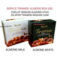 BERYL'S TIRAMISU BOX CHOCOLATE 65GR BERYLS COKLAT