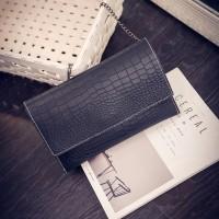 Tas Clutch Zara Ular Snake Skin Sling Bag Envelope Clutch 2017
