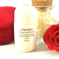 Jual Shiseido Original Future Solution LX Total Protective Emulsion SPF 15 Murah