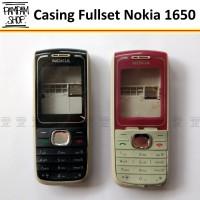 Casing Kesing Fullset Full Set Nokia 1650 Original Cina Tulang Housing