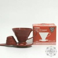 Jual Hario V60 Coffee Dripper 1-2cups Murah