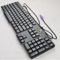 Keyboard Logitech K100 Kabel PS2