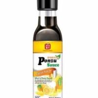 Jin Sung Ponzu Sauce Citron Flavour Import Saus Kecap Korea