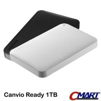 Toshiba Canvio Ready 1TB HD HDD Hardisk Harddisk Eksternal External