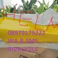 harga Body Belakang Ninja Ss 150 / Bodi Belakang Ninja R 150 Kuning Original Tokopedia.com