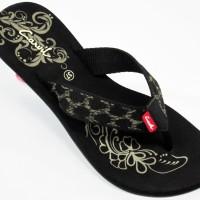 Sandal Sponge Wanita Carvil Pektin-L