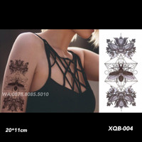Jual PREMIUM HB-628 Temporary Tattoo Dreamcatcher Murah
