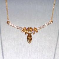 harga Liontin Lapis Emas Kristal Swarovski Elements Gold Fliz Ps15214 Tokopedia.com