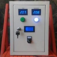 Panel Kontrol ATS PLN Inverter dgn Timer 3500 watt