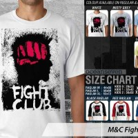 M&C Fight Club - BAJU KAOS DISTRO PRIA WANITA ANAK OCEAN SEVEN
