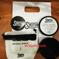 Smith Pomade Dapper Spatter 3oz Free sisir