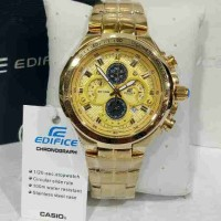 Jual CASIO EDIFICE EF 554 GOLD  Murah