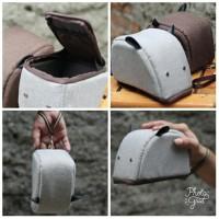 tas kamera mini mirrorless fuji sony olympus canon nikon mouse pouch