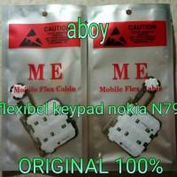 flexibel keypad nokia N79 ORIGINAL 100%