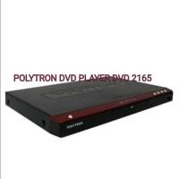 POLYTRON DVD PLAYER DVD 2165/2167