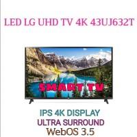 LG UHD TV 4K 43UJ632T