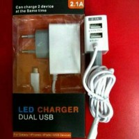 Charger Samsung 3 Output 2 1.A