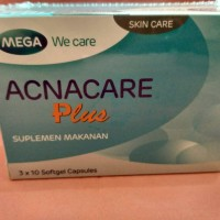acnacare plus/obat jerawat oral/mega we care