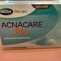 acnacare plus/obat jerawat oral/mega we care