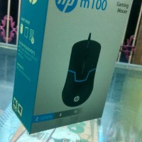 Mouse Gaming USB HP m100 original