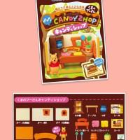 Re-ment Pooh Candy Shop