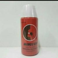 Minosep merah 150 ml kumur