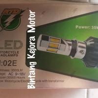 lampu led 6 sisi rtd