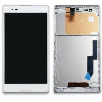 Sony Xperia T2 Ultra D5303 D5306 LCD Touch Screen Frame Housing Part