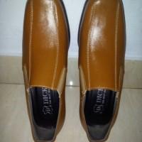 sepatu kulit kerja wanita asli sukaregang garut