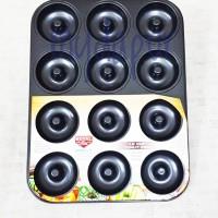 Jual 12Cup Donut Pan / Loyang Murah