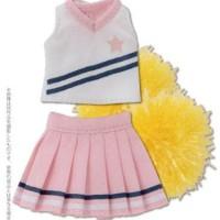 Picco Neemo Wear 1/12 Cheerleader Set / Pink (DOLL CLOTHING)