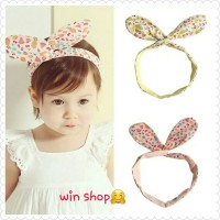 Bandana Bayi Import #rabbit Fruit