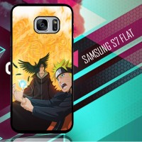 naruto cover photo Y1399 Samsung Galaxy S7 Flat Custom Case