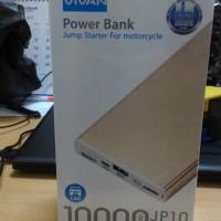 Vivan JP10 10000mAh Jump Starter Power Bank Gold
