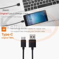 Kabel Data Xiaomi Tipe C ORIGINAL 100% Type C mi 3 4 5 5c 6 6c 7 8 9 C