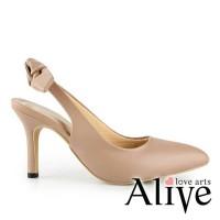 Alivelovearts Lolita Nude  Fashion Wanita Shoes Heels Termurah