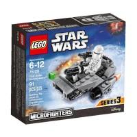 Jual Mainan LEGO Star Wars Microfighters 3 75126 Microfighter First Murah