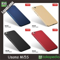 Slim Back Case Usams Xiaomi Mi5s Mi 5s Hard Case Casing Baby Skin