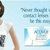 acuvue clear murah