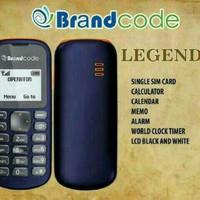 brandcode legenda