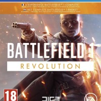 PS4 Game / Playstation 4 Battlefield 1 Revolution