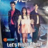 Lets fight ghost Teks Indonesia Episode Lengkap