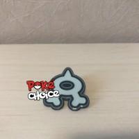 Jual Pokemon Metal Pin Team Aqua Emblem Murah