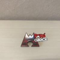 Jual Pokemon Metal Pin Team Magma Emblem  Murah