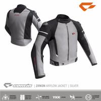 Jaket Motor Contin Zirkon Facelift Terbaru ( Ori ) Protector Titanium
