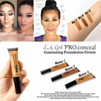 Jual S TERLARIS Pro Concealer LA Girl HD Foundation / Pro Concealer LA Girl Murah