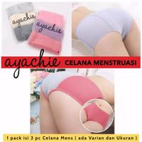 Jual S PROMO AKHIR BULAN Ayachie Celana Menstruasi [ CD mens ] Murah
