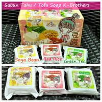 Jual S HARGA TERMURAH Sabun Tahu / TOFU Soap original Thailand Murah